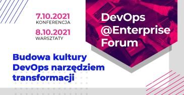 DevOps@Enterprise Forum